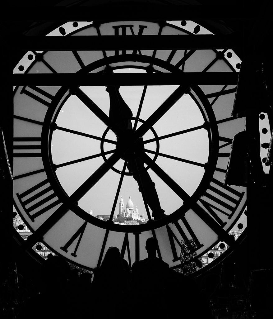 Time for Sacré-Coeur